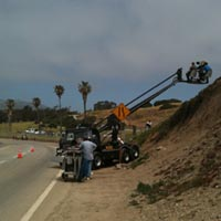 Traffic Control Services for the Film Industry